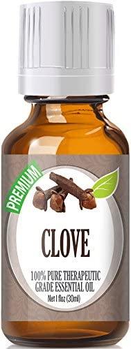 Clove Essential Oil - 100% Pure Therapeutic Grade Clove Oil - 30ml
