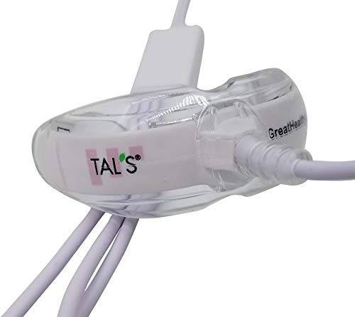 TAL'S Red Light Oral Health Dental Device   Red Light Therapy for Immediate Relief of Tooth Pain Gum Sensitivity   Promotes Healing of Tissue & Bone   Reduces Bacteria, Inflammation and Receding Gums