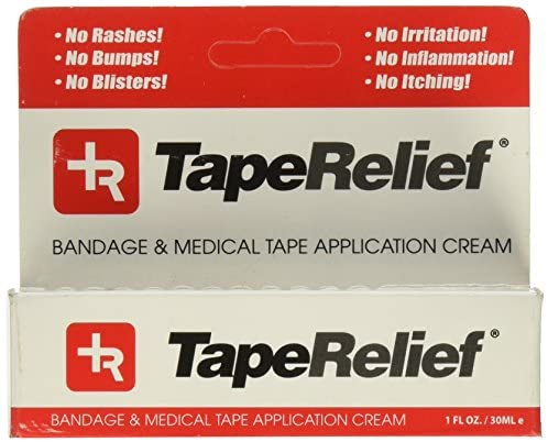 Tape Relief Sport Pre-Adhesive Tube, 1 Ounce